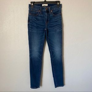 NWOT Madewell High Rise Jeans